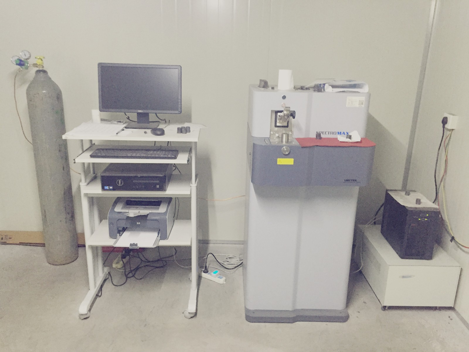 SPECTR Spectrograph