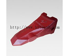 Ground engineering machinery parts 2713Y1236RC bucket teeth for Daewoo DH500 excavator
