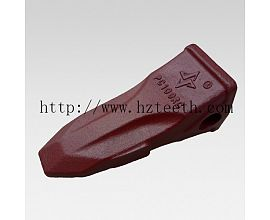 Ground engineering machinery parts PC100RC bucket teeth for Komatsu PC100 excavator