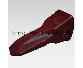 Ground engineering machinery parts 21N-72-14290RC bucket teeth for Komatsu PC1000/1250 excavator