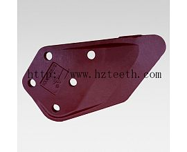 Ground engineering machinery parts 2413N278D1(D2) Side Cutter for Kobelco SK200 excavator