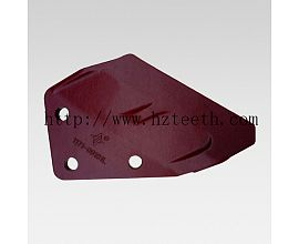 Ground engineering machinery parts 1171-00171R(00181L) Side Cutter for  Volvo EC210 excavator