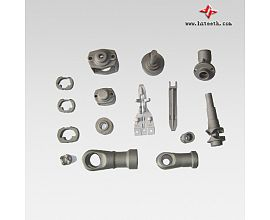 All kinds of structure and castings