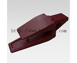 Ground engineering machinery parts 2713Y1220 bucket Adapter for Daewoo DH300 excavator